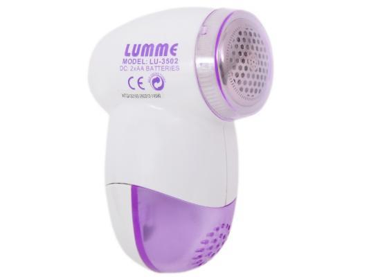 Машинка для удаления катышков Lumme LU-3502 фиолетовый