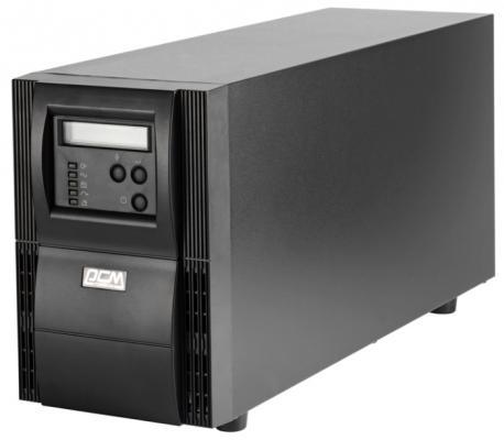 купить ИБП Powercom VGS-3000XL Vanguard 3000VA/2700W RS232 USB 6xEURO недорого