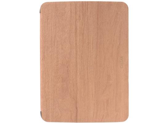 "Чехол Gissar Wooden 01469 для Samsung Galaxy Tab3 10.1"" коричневый кожа"