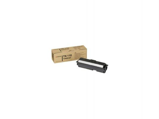 Лазерный картридж Kyocera TK-110 для FS-720/820/920/1016MFP/1116MFP 6000 стр., черный лазерный картридж kyocera tk 710 для fs 9130dn 9530dn черный