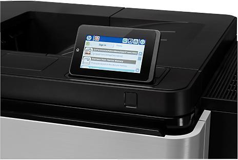 Принтер HP LaserJet Enterprise 800 M806dn CZ244A ч/б A3 56ppm дуплекс Ethernet USB hp laserjet enterprise 600 m606dn e6b72a