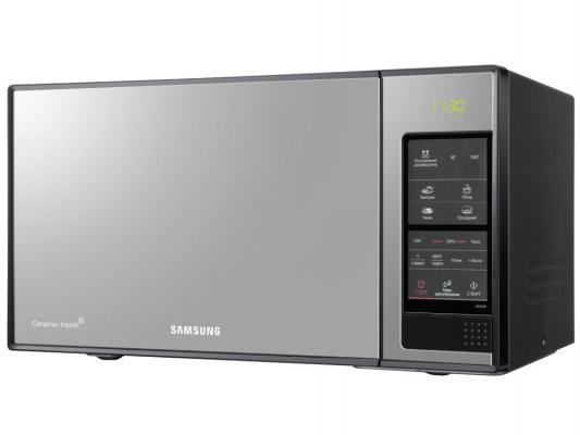 Микроволновая печь Samsung ME-83XR черный midea mm720cfb микроволновая печь