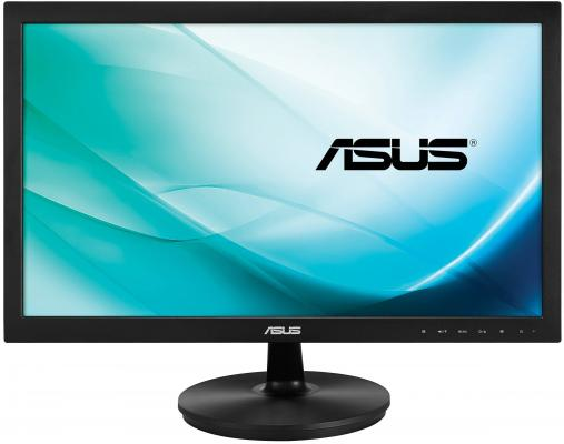 Монитор 21.5 ASUS VS228DE монитор asus 21 5 vs228de черный 90lmd8301t02201c