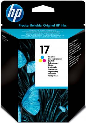 Картридж HP C6625A №17 для DeskJet 825c/840c/842c/843c/845с цветной hp color dj 840c c6625a page 2