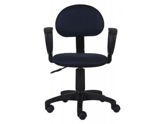 Кресло Buro CH-213AXN/BL&BLUE черно-синий 12-191 мэрдэс рабочее кресло менеджер черно синий
