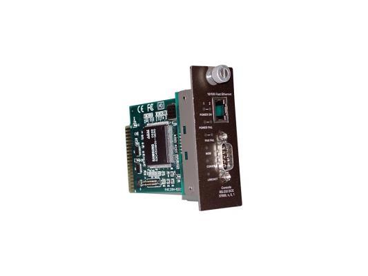 Модуль управления TRENDnet TFC-1600MM для TFC-1600 Media Converter Chassis