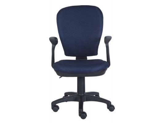 Кресло Buro CH-513AXN/#BLUE темно-синий JP-15-5