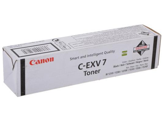 Фото - Тонер Canon C-EXV7 для Canon IR-1500 фотобарабан canon c exv7 7815a003 для ir1210 1230 1270f 1510 1530 черный 20000стр