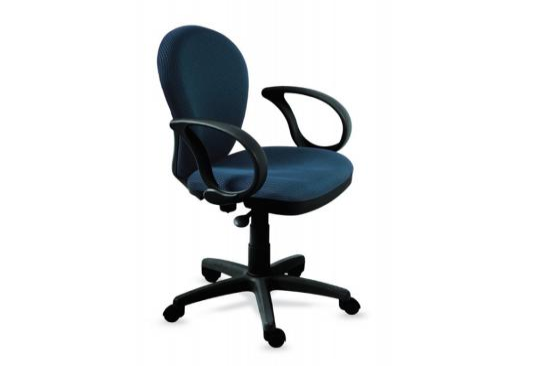 Кресло Buro CH-687AXSN/#B черный JP-15-2 компьютерное кресло бюрократ ch 300axsn jp 15 2 black