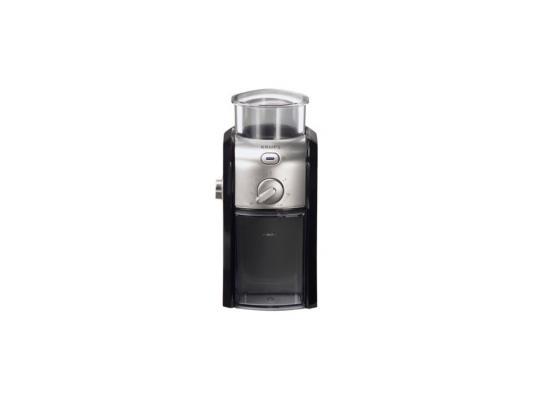 Кофемолка Krups GVX242 200г 800 Вт 17 регулировок помола металл