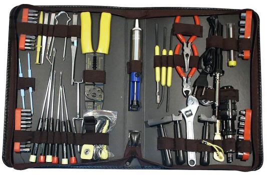 Набор инструментов Ningbo TC-1118/ТК-9 67шт