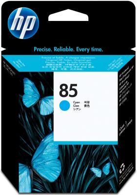 Картридж HP C9420A для DeskJet 130 голубой картридж для принтера hp c8767he 130 black inkjet print cartridge
