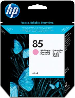 Картридж HP C9429A №85 DeskJet 30/130 светло-пурпурный мфу hp deskjet ink advantage 5275