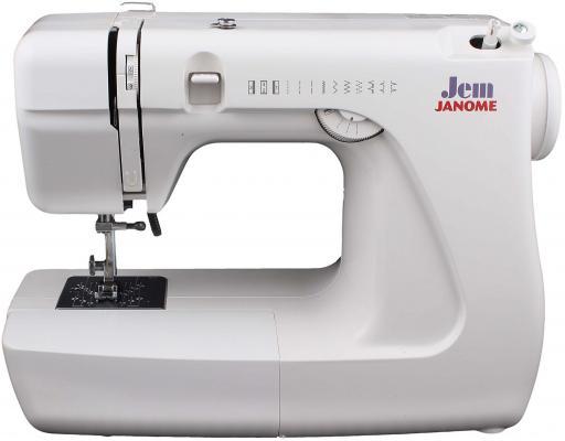 Швейная машина Janome Jem 639 белый