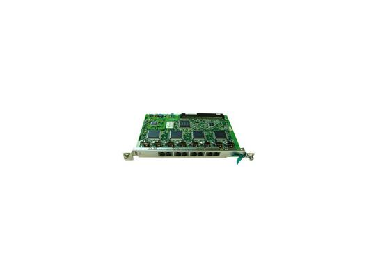 Panasonic KX-TDA0144XJ (плата для подключения базовых станций микросотовой сети DECT на 8 каналов для TDA100/200)