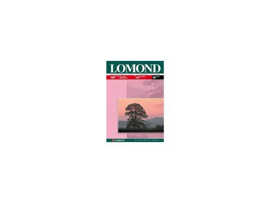 Бумага Lomond A4 150г/кв.м Glossy Paper [0102043] 25л