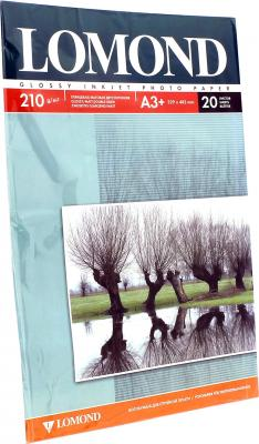 ������ Lomond A3+ 210�/��.� Glossy/Matte Photo Paper 20� 0102027