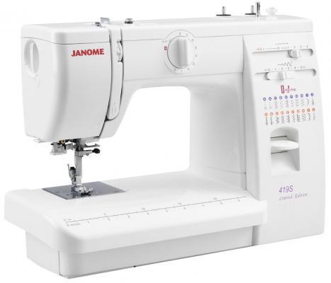 Швейная машина Janome 419S швейная машина janome 419s