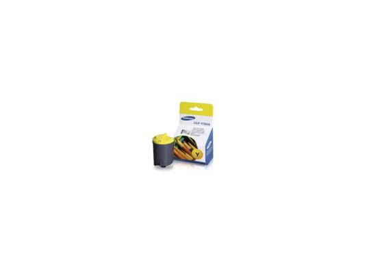 Картридж Samsung CLP-Y300A для CLP-300 300N Yellow Желтый