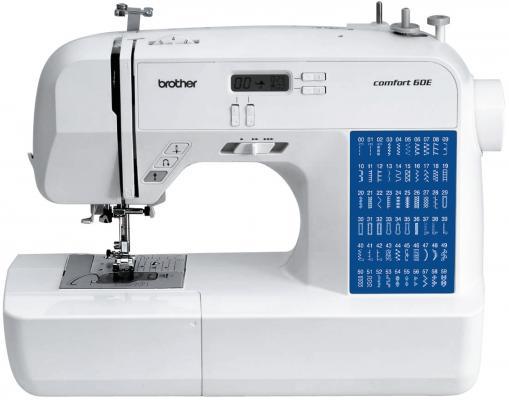 Швейная машина Brother Comfort 60E бело-синий