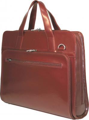 Сумка для ноутбука 15.4 Sumdex SLN-062DR кожа красный
