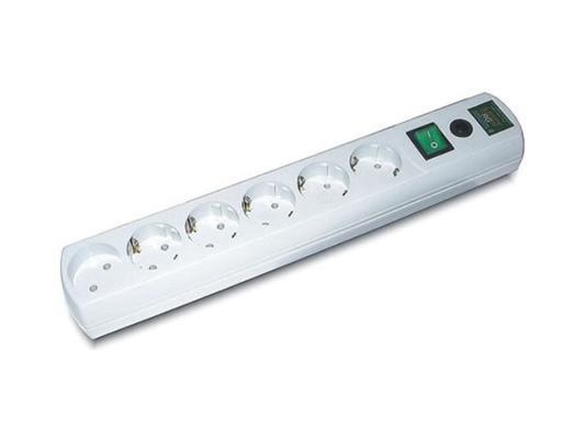 Сетевой фильтр MOST RG 3м 6 розеток белый RG3
