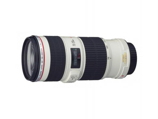 Объектив Canon EF 70-200mm F4 L IS USM