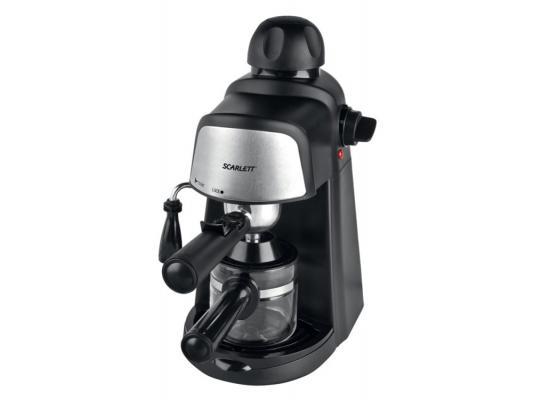 Кофеварка Scarlett SC-037 4.3бар 0.2л 800Вт черный