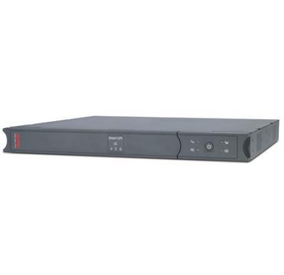ИБП APC SMART SC 450VA RM 1U SC450RMI1U