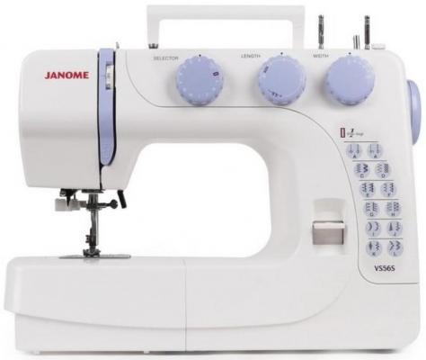 Швейная машина Janome VS56S белый швейная машинка janome sew mini deluxe