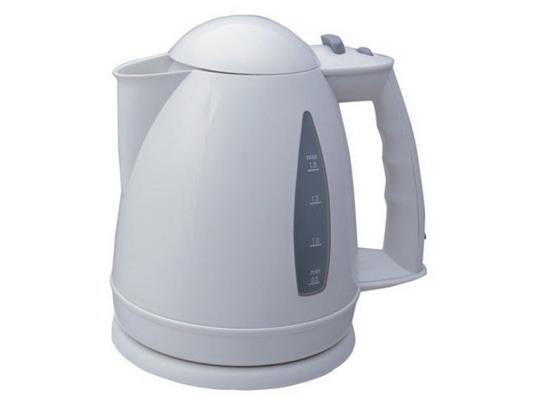 Чайник VES Electric 1116 2000 белый 1.7 л пластик чайник ves 2000 g