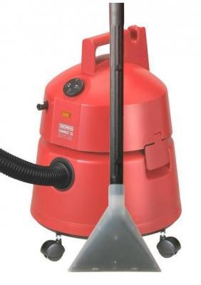 Пылесос Thomas Compact 20R с мешком сухая и влажная уборка 1400Вт красный