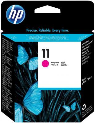 Печатающая головка HP C4812A № 11 пурпурная СР 1700/2600/1100 officejet 9110/20/30 hp 11 c4812a