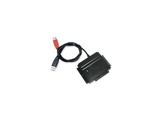 Кабель-переходник USB2.0->PATA/SATA Agestar FUBCP с блоком питания кабель питания nissin для соединения вспышек nikon с бат блоком ps300 и ps 8