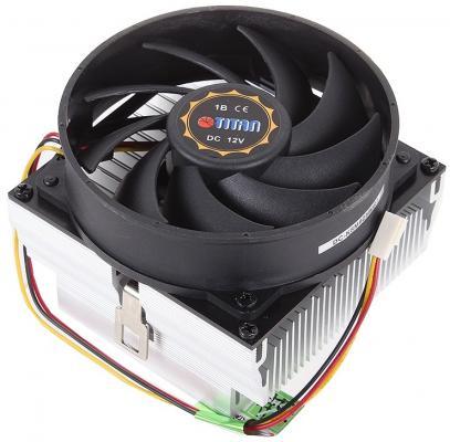 Кулер для процессора Titan Data Cooler DC-K8M925BR2 Socket 754/S939/AM2 Phenom ready 109W 93x93 Ball PWM алюм+медь digital dc motor pwm stepless speed change switch controller high efficiency 12 24v 10a