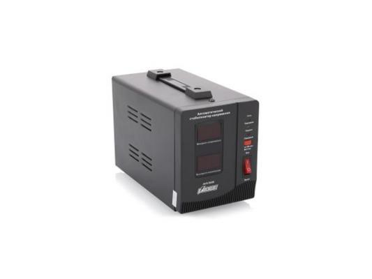 Стабилизатор напряжения Powerman AVS-1500D 1500VA черный
