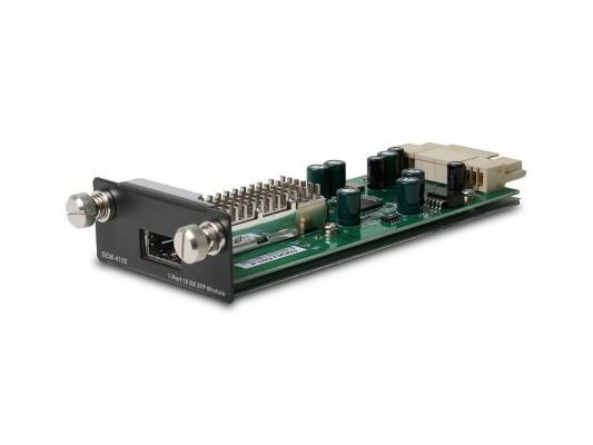 Модуль D-LINK DEM-410X, 10 Gigabit Ethernet для DGS-34xx