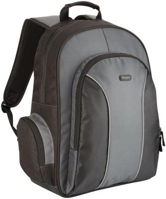 "Рюкзак для ноутбука 15.4"" Targus CityGear TSB023EU нейлон черно-серый targus tbb45402eu 51"