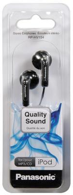 все цены на Наушники Panasonic RP-HV154GU-K Black онлайн