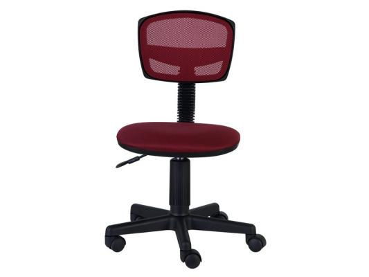купить Кресло Buro CH-299/CH/15-11 спинка сетка бордовый сиденье бордовый 15-11 дешево