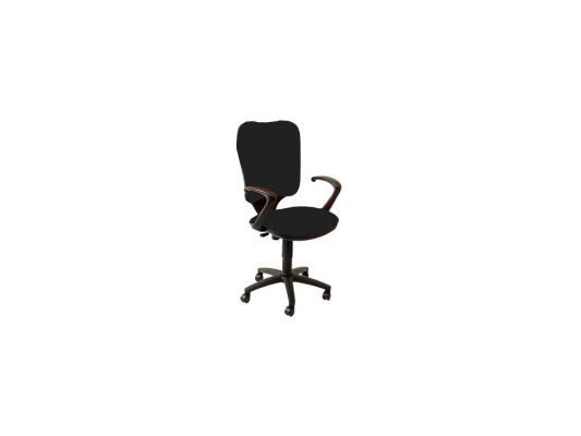 Кресло Buro CH-540AXSN-LOW/26-28 низкая спинка черный 26-28 кресло бюрократ ch 540axsn 26 28