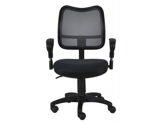 Картинка для Кресло Buro CH-799AXSN/TW-11 спинка сетка черный сиденье черный TW-11