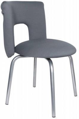 Стул Бюрократ KF-1/GREY26-25 вращающийся серый 26-25 стул бюрократ kf 1 на ножках ткань черный [kf 1 black26 28]