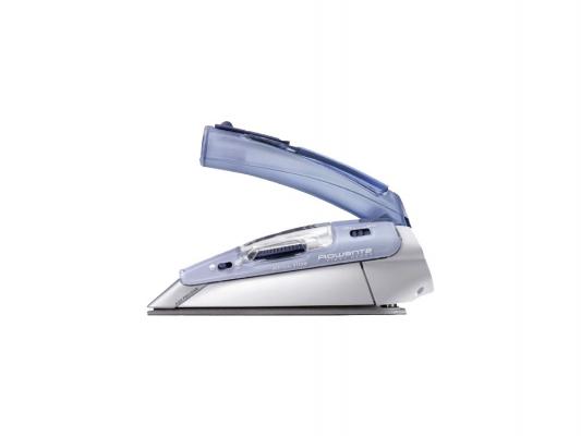 лучшая цена Утюг Rowenta DA 1510F1/F2 1000 Вт подача пара 10 г/мин пар. удар 45 г/мин дорожный голубой