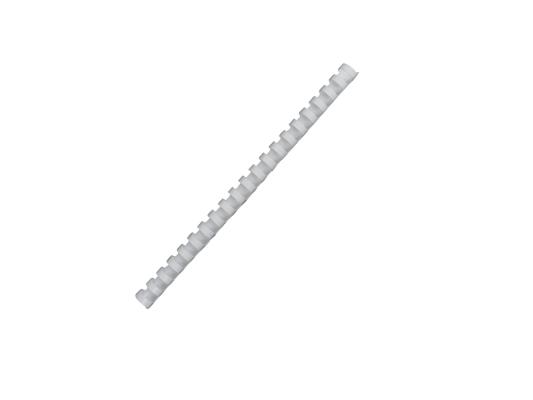 Пружина пластиковая Fellowes FS-53502 51 мм белый 50 шт