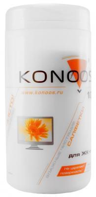 Влажные салфетки Konoos KBF-100 100 шт все цены