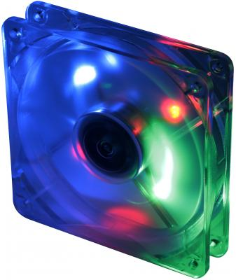 Вентилятор Titan [TFD-12025GT12Z/LD1], 800rpm 120x120x25 4 colors: red, blue, green, orange (z-axis)