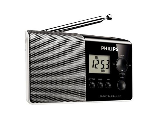 Радиоприемник Philips AE1850/00 черный