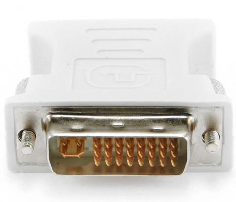 Переходник DVI-VGA Gembird A-DVI-VGA