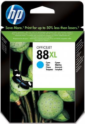 Картридж HP C9391AE №88 XL для OfficeJet K550 голубой